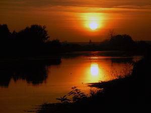sunset-borcanski-kanal