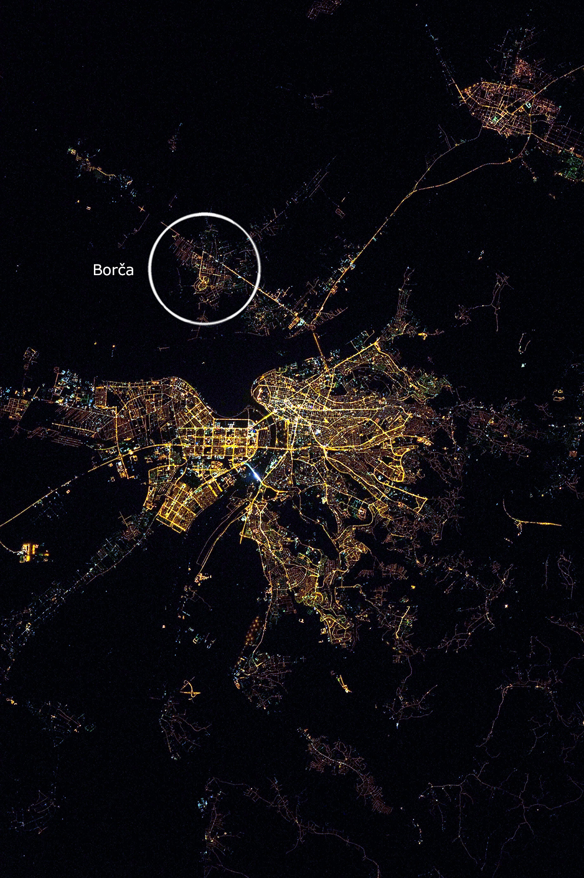 mapa borce beograd Borča » treći Beograd, leva obala Dunava, mapa borce beograd